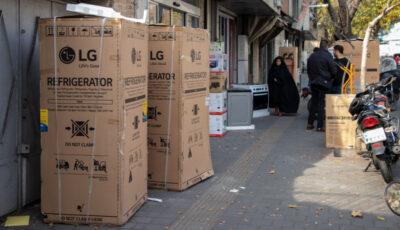 شرط و شروط برای بازگشت خارجیها به بازار لوازم خانگی