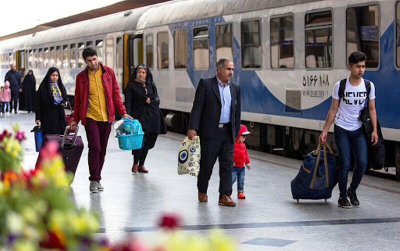 فروش بلیت قطارهای خردادماه از امروز آغاز شد