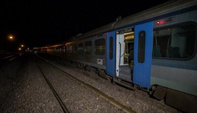 حادثه برای قطار مسافری همدان-مشهد