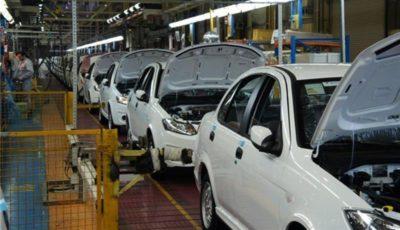 تولید خودرو افزایش مییابد