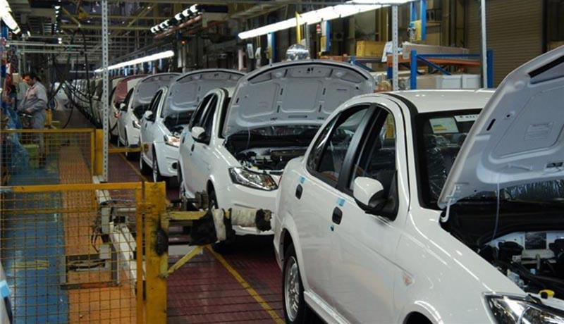 آمار تولید خودرو در نیمه نخست 99 / دنا در صدر بیشترین تولید خودرو