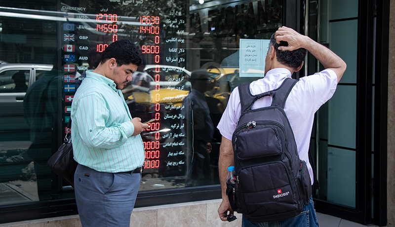 علت افزایش قیمت دلار در بازار آزاد چیست؟