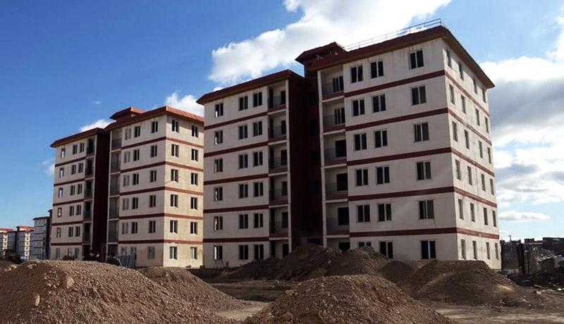 هرکس پول خرید خانه در تهران ندارد، مسکن مهر بخرد