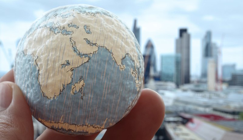 جهانی سازی جهانی شد