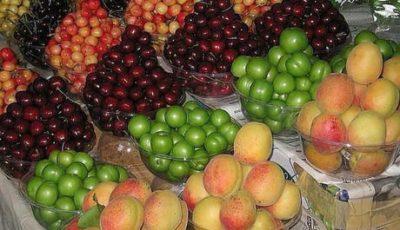 قیمت میوههای نوبرانه در عید فطر چقدر است؟