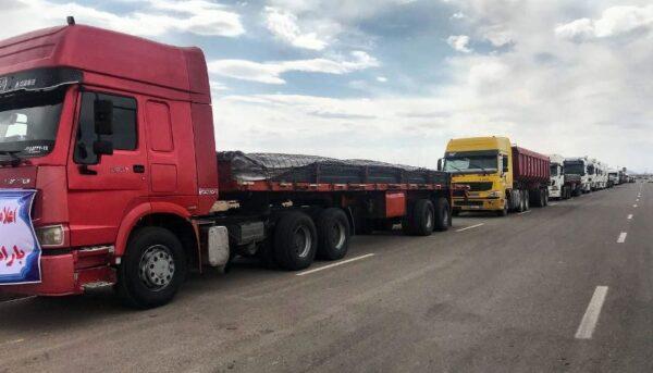 پرداخت تسهیلات به رانندگان حمل و نقل جادهای