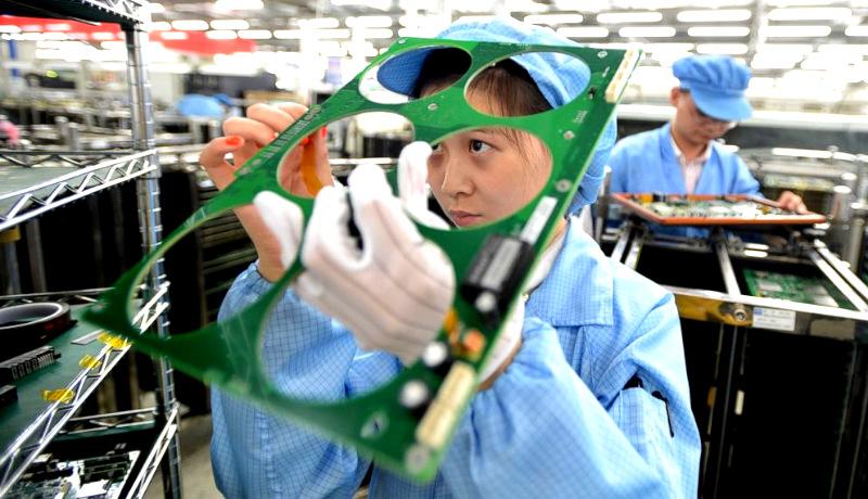 تولید برد الکترونیک چین