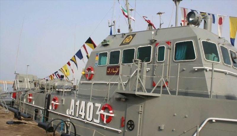نیروی دریایی ارتش حادثه برای ناوچه کنارک را تایید کرد