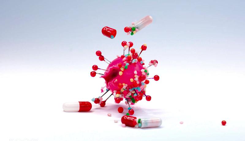 ویروس کرونا ماکت