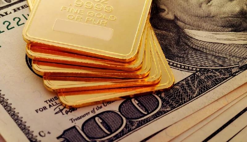 افت دلار و رشد طلا در معاملات بازارهای جهانی