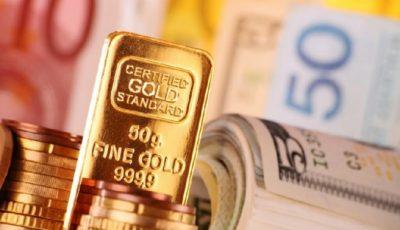 آخرین قیمت دلار و یورو در بازارهای جهانی / طلا اندکی افت کرد