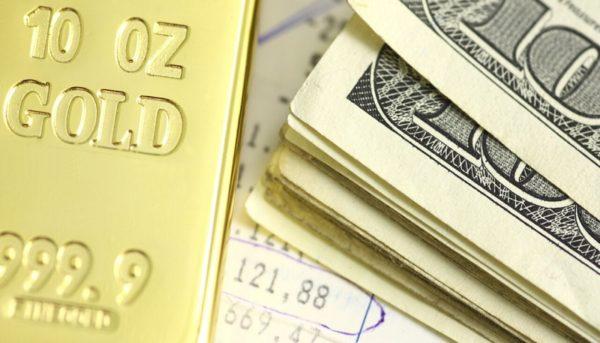 دلار به بالاترین سطح دو هفته گذشته رسید / طلا اندکی رشد کرد