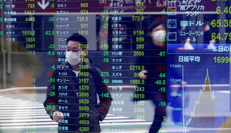 اقتصاد ژاپن وارد رکود شد