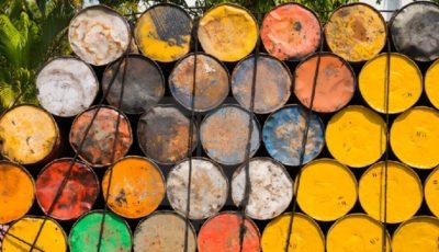 پس از ۳ هفته نزولی، نفت ۲۸ درصد رشد کرد