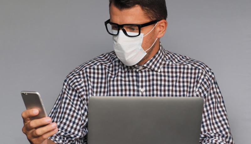 دورکاری در دوره ویروس کرونا