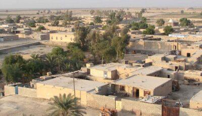 آخرین وضعیت مشکل کمآبی در خوزستان و غیزانیه