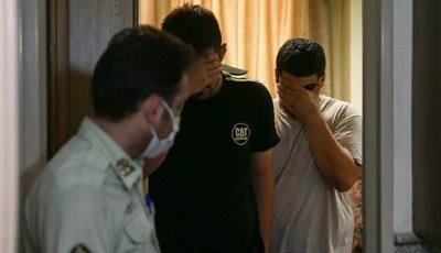 بازداشت باند زورگیران مسلح دلار در میدان فردوسی