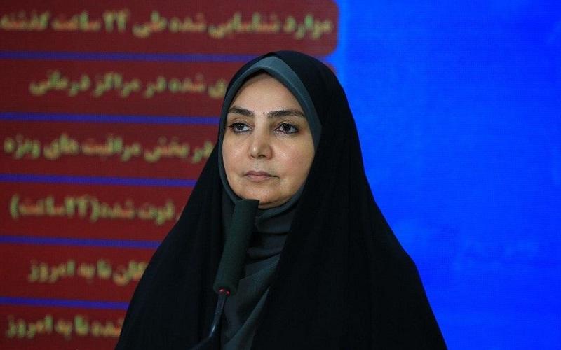 آمار کرونا در ایران ۱۰ مرداد / مجموع جان باختگان کرونا به ۱۶۷۶۶ نفر رسید
