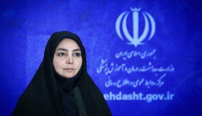 مجموع بیماران کووید ۱۹ به ۲۳۰ هزار نفر رسید / افزایش قابل توجه ابتلا و بستری در تهران