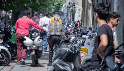 آخرین وضعیت بازار موتورسیکلت در تهران / موتور ۱۲۵ سی سی؛ ۱۶ میلیون تومان!