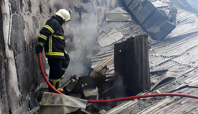 تاکنون ١٣ تن در حریق کلینیک سینای تهران جان باختند