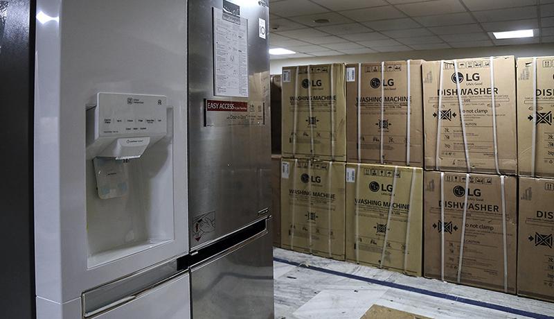 فروش یخچال ۲۵۰ میلیون تومانی در فضای مجازی!
