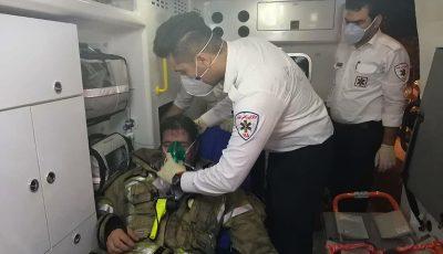 انفجار در بیمارستان سینا اطهر تهران / آماری از تعداد مصدومین و یا فوت شدگان اعلام نشده است