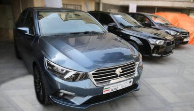 قیمت انواع خودرو ۲ تا ۳۵ درصد ارزان شد