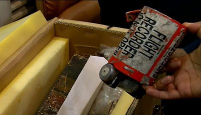 جعبه سیاه هواپیمای اوکراینی به فرانسه ارسال میشود
