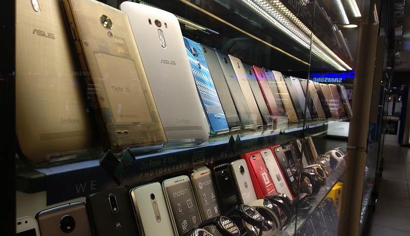 قیمت انواع گوشی امروز 15 آذر 99 + جدول