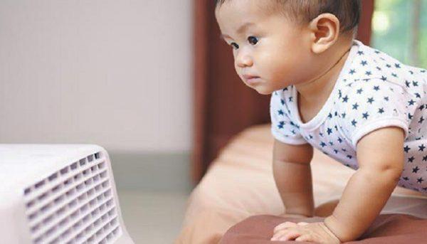 قوانین بهرهبرداری از کولر آبی در اتاق کودک که نمیدانستید