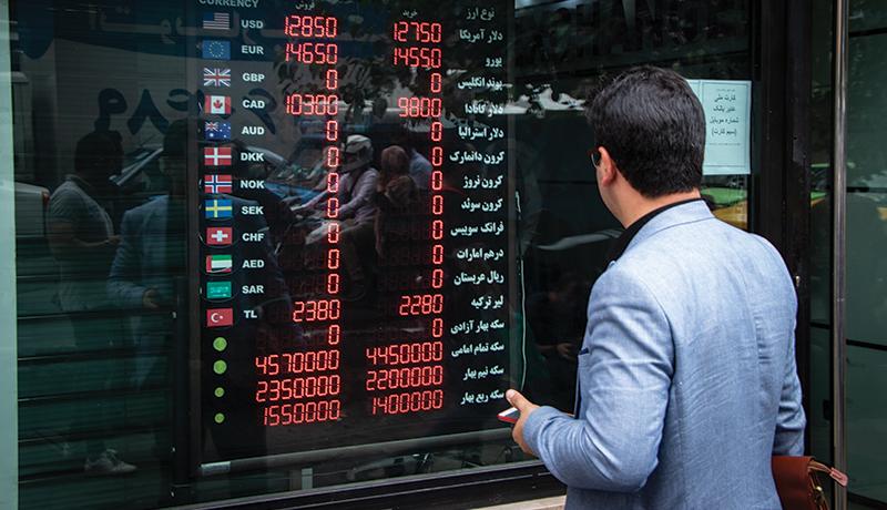 خرید و فروش ارز در صرافیها متوقف شد؟
