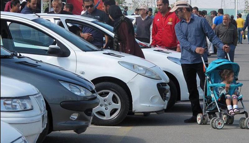 قیمت خودرو در ۲۰ روز گذشته تا 30 درصد ارزان شده است