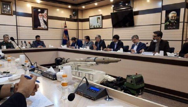 کمک نیروی هوافضای سپاه به خودروسازان