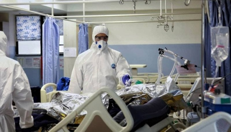آمار کرونا در ایران ۱۷ بهمن / شناسایی ۷۰۶۱ بیمار جدید
