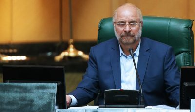 قالیباف، رئیس مجلس به کرونا مبتلا شد
