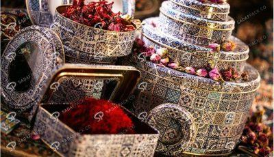 صدف پک، ارائه دهنده ظرف زعفران صادراتی