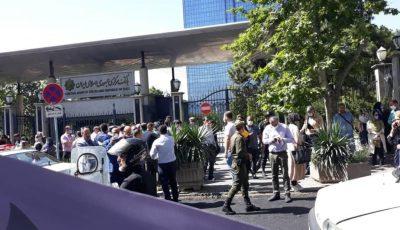 تجمعکنندگان دیروز مقابل بانک مرکزی چه میخواستند؟