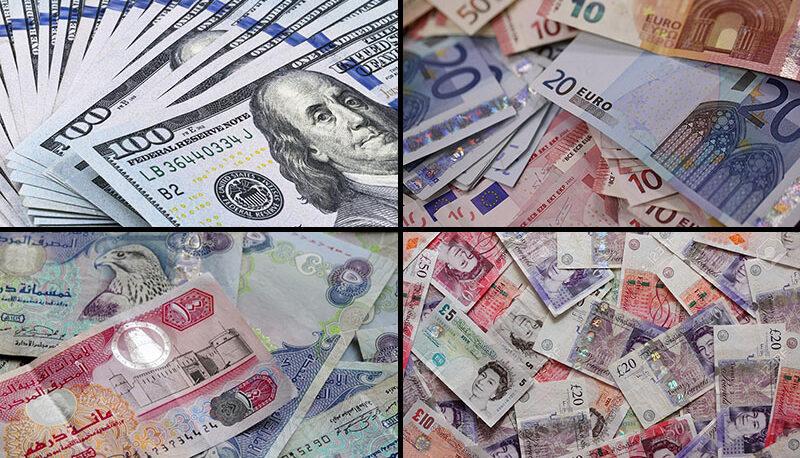 آنالیز ارزهای پرکاربرد از ابتدای سال / درهم و پوند سوددهتر از دلار
