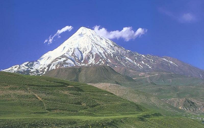 وقف کوه دماوند صحت دارد؟