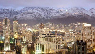 قیمت مسکن تهران به جز منطقه یک زیر ۲۰ میلیون است