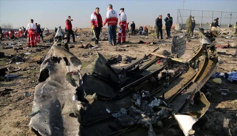 عملیات خوانش جعبههای سیاه هواپیمای اوکراینی آغاز شد