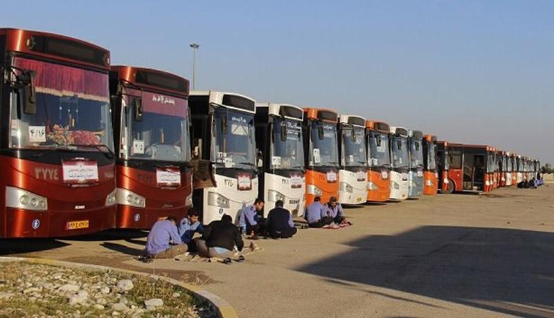 فرمانده ناجا: ناوگان اتوبوسی فرسوده است