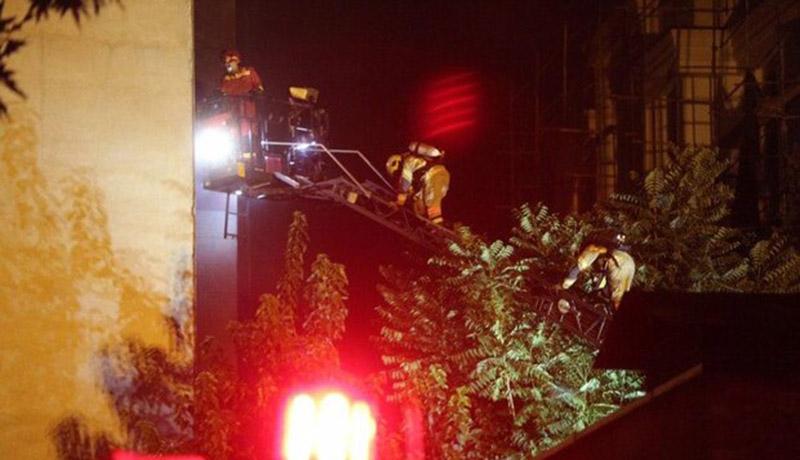 دلیل احتمالی آتشسوزی در کلینیک سینای اطهر اعلام شد