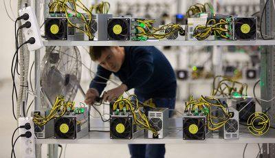۱۴ مرکز استخراج رمزارز مجوز گرفتند