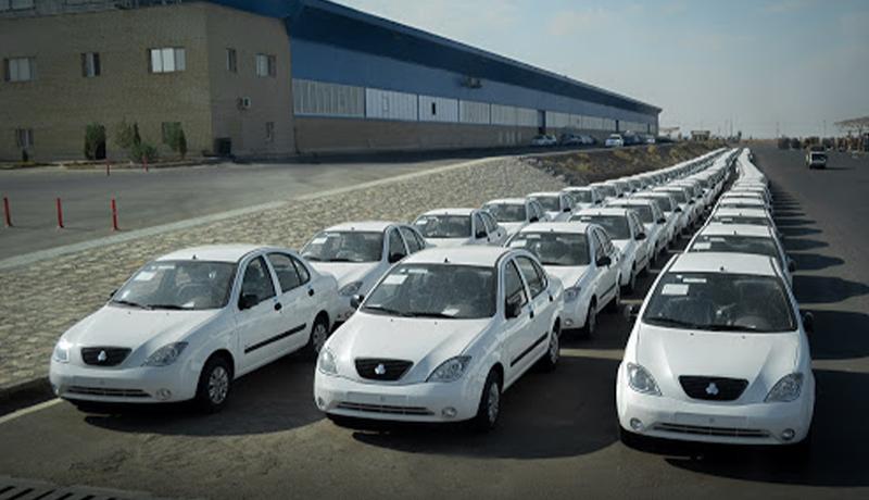 قیمت خودروهای پیش فروش سایپا