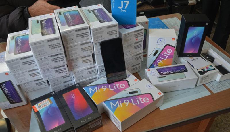 رشد ۲۷ درصدی واردات تلفن همراه در ۹ ماهه امسال