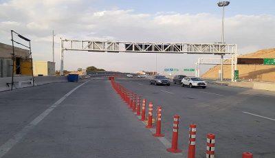 آزاد راه تهران_شمال تا اطلاع ثانوی مسدود شد
