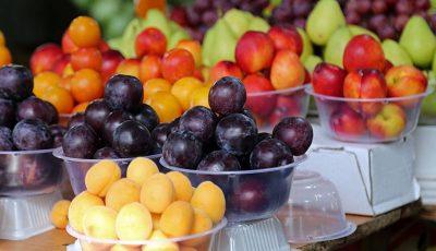 افت ۸۵ درصدی قیمت میوههای نوبرانه