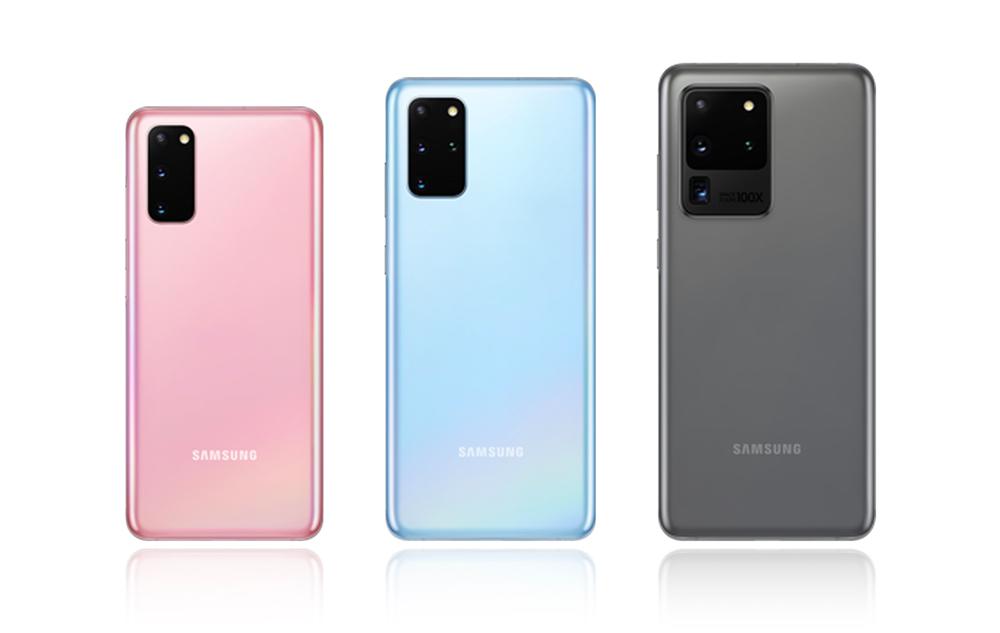 Samsung Galaxy S20 S20 Plus ultra